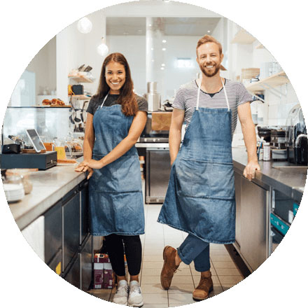 Coriandis catering partners